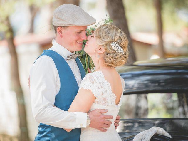 Le mariage de Tommy et Lisa à Le Pradet, Var 46