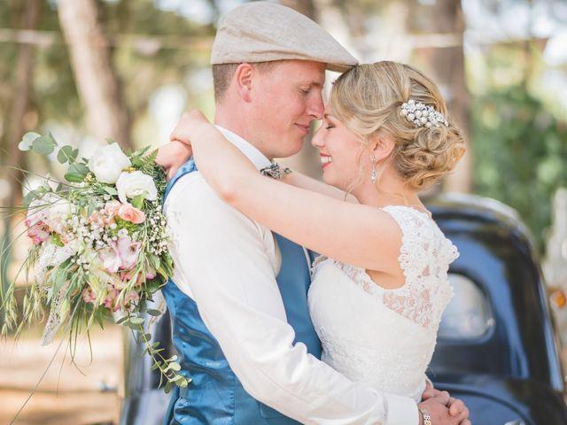 Le mariage de Tommy et Lisa à Le Pradet, Var 48