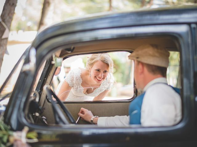 Le mariage de Tommy et Lisa à Le Pradet, Var 50