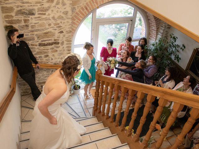 Le mariage de Guillaume et Iris à Landéda, Finistère 1
