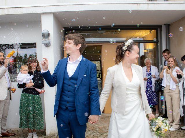 Le mariage de Guillaume et Iris à Landéda, Finistère 2