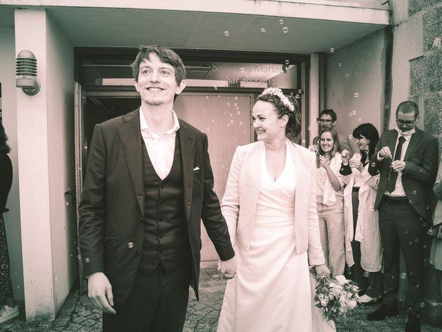 Le mariage de Guillaume et Iris à Landéda, Finistère 7