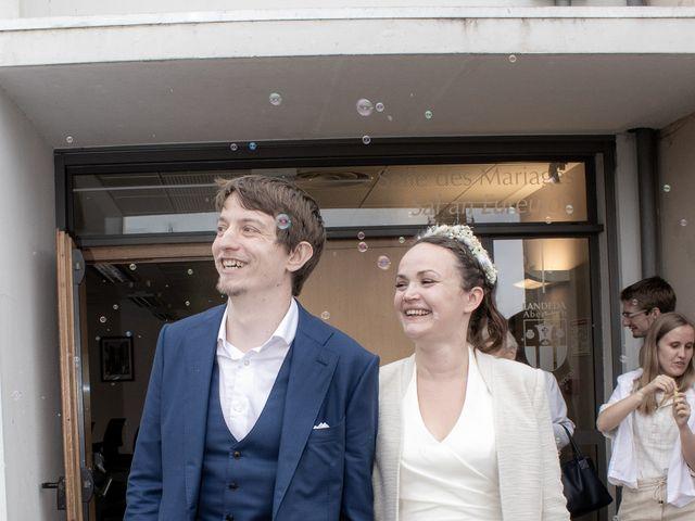 Le mariage de Guillaume et Iris à Landéda, Finistère 8