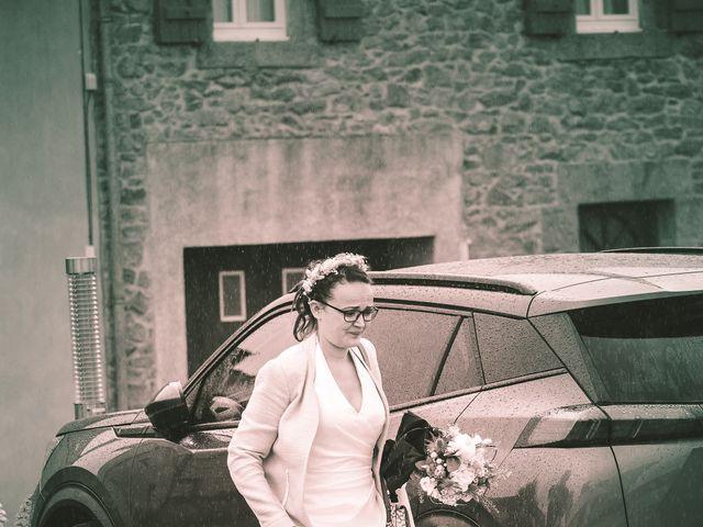 Le mariage de Guillaume et Iris à Landéda, Finistère 10