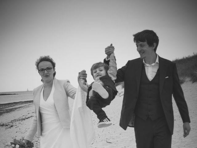 Le mariage de Guillaume et Iris à Landéda, Finistère 12