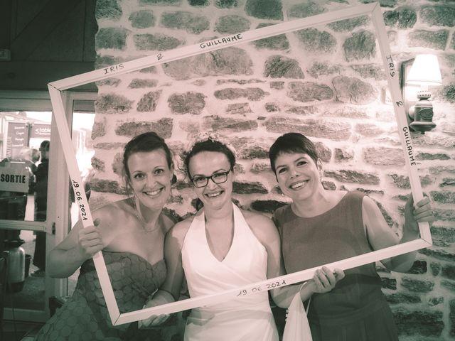 Le mariage de Guillaume et Iris à Landéda, Finistère 19