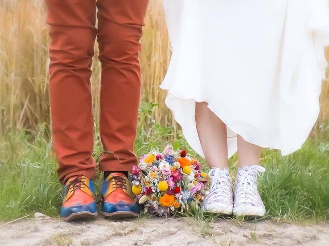 Le mariage de Benoit et Marine à Paulnay, Indre 4