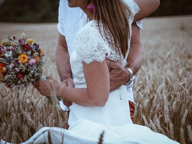Le mariage de Benoit et Marine à Paulnay, Indre 6