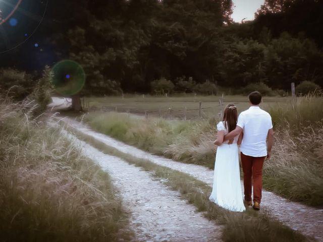 Le mariage de Benoit et Marine à Paulnay, Indre 15