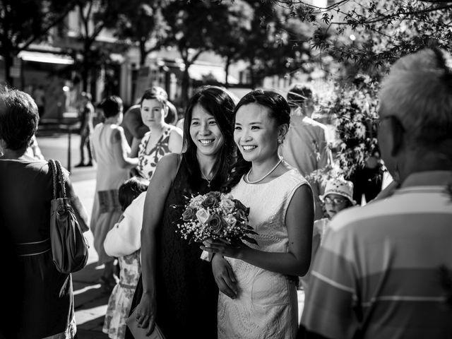 Le mariage de Romain et Tzu-Hsuan à Villeurbanne, Rhône 5