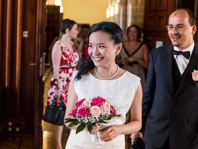 Le mariage de Romain et Tzu-Hsuan à Villeurbanne, Rhône 7
