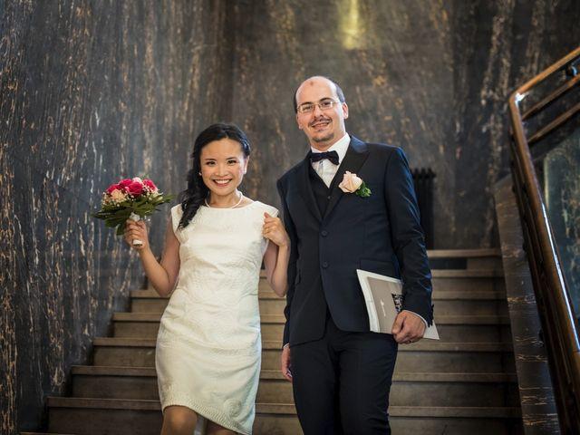 Le mariage de Romain et Tzu-Hsuan à Villeurbanne, Rhône 11
