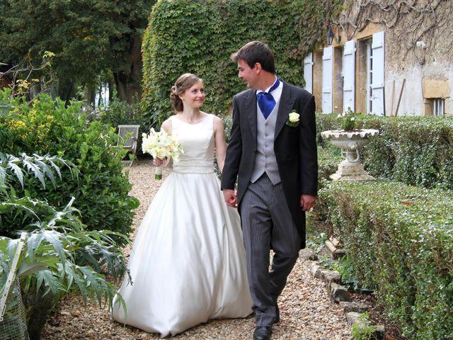 Le mariage de Thibault et Océane à Nevers, Nièvre 6
