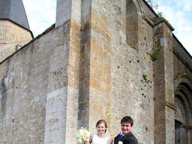Le mariage de Thibault et Océane à Nevers, Nièvre 9
