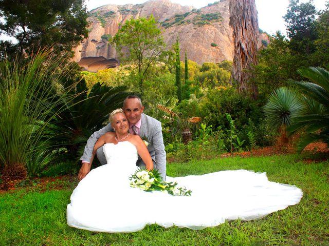 Le mariage de Christelle et Denis