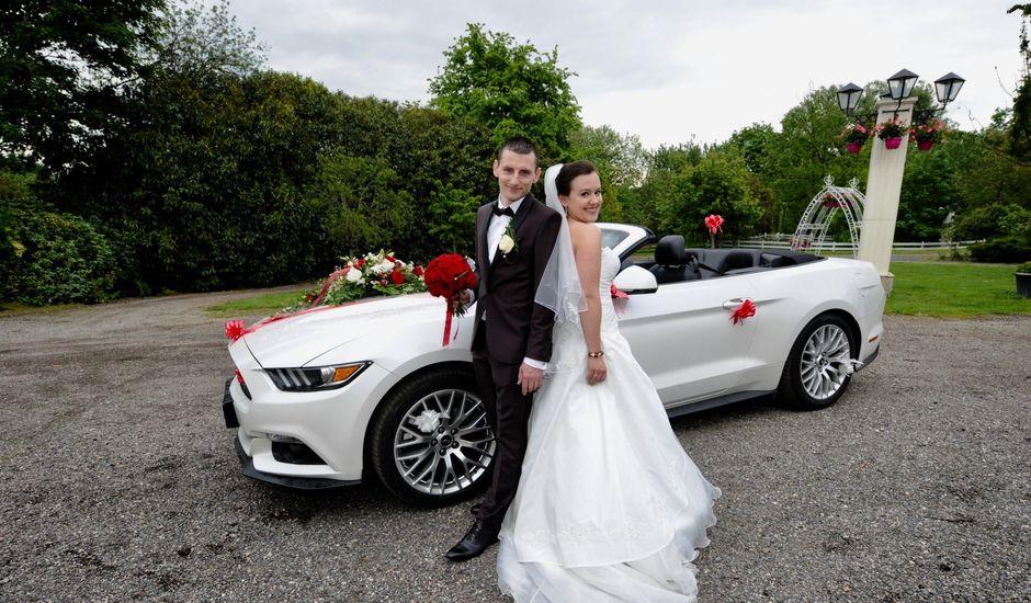 Le mariage de Julien et Cindy à Menucourt, Val-d'Oise