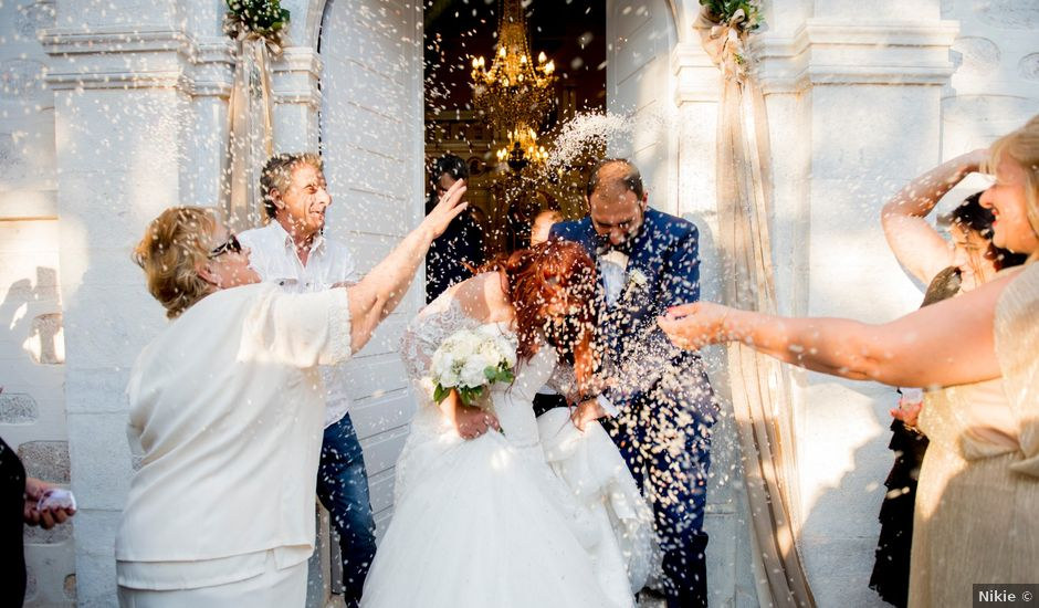 Le mariage de Takis et Frangiska à Paris, Paris