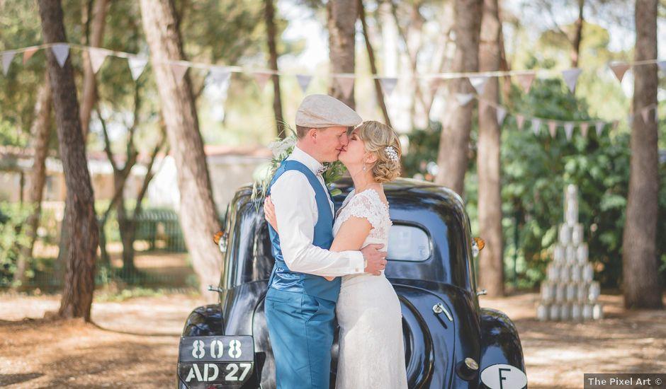 Le mariage de Tommy et Lisa à Le Pradet, Var