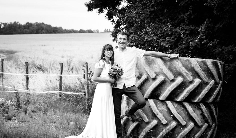Le mariage de Benoit et Marine à Paulnay, Indre