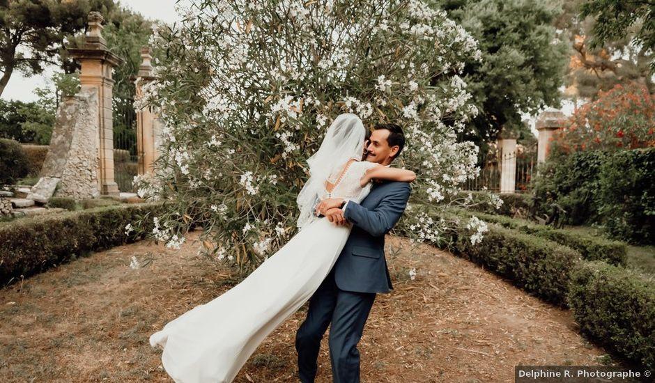Le mariage de Daniel et Emma à Lançon-Provence, Bouches-du-Rhône