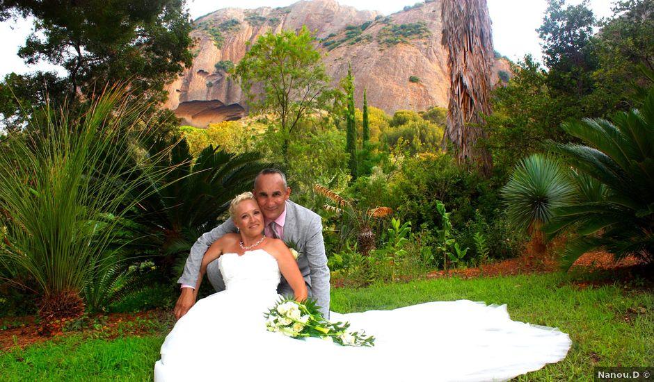 Le mariage de Denis et Christelle à La Ciotat, Bouches-du-Rhône