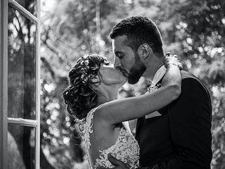 Le mariage de Marina et Sylvain