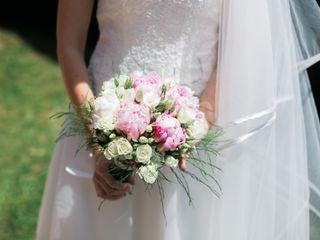 Le mariage de Jane Lise et Thomas 1