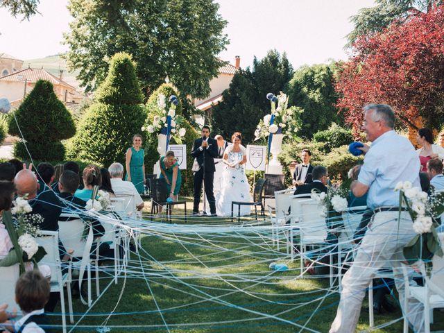 Le mariage de Delphine et Mathieu