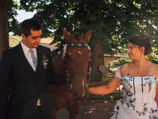Le mariage de Mathieu et Delphine à Le Perréon, Rhône 11