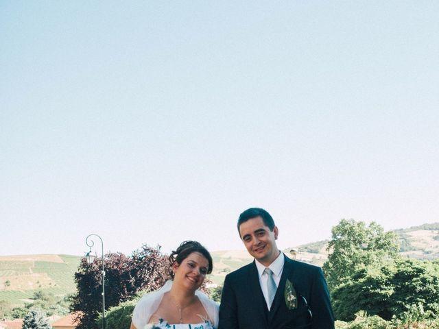 Le mariage de Mathieu et Delphine à Le Perréon, Rhône 13
