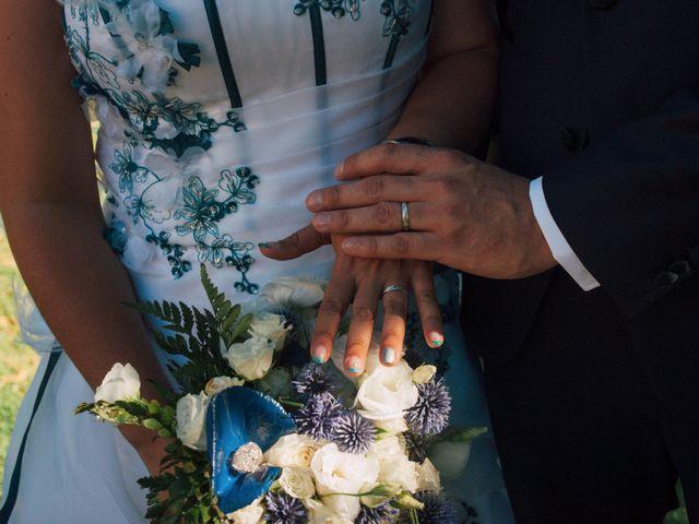 Le mariage de Mathieu et Delphine à Le Perréon, Rhône 14