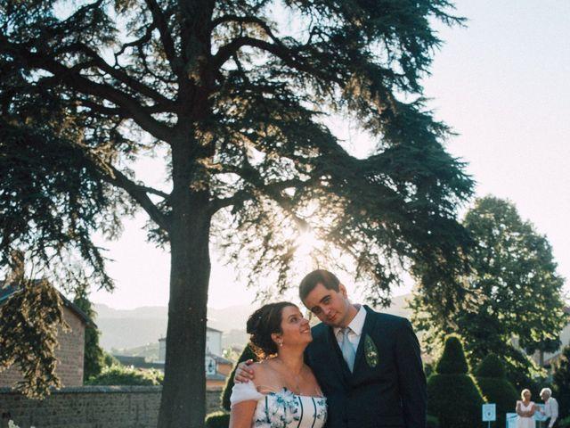 Le mariage de Mathieu et Delphine à Le Perréon, Rhône 17