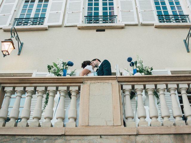 Le mariage de Mathieu et Delphine à Le Perréon, Rhône 18
