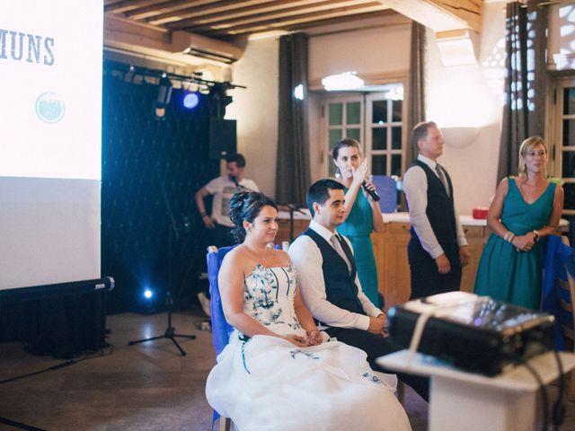 Le mariage de Mathieu et Delphine à Le Perréon, Rhône 22
