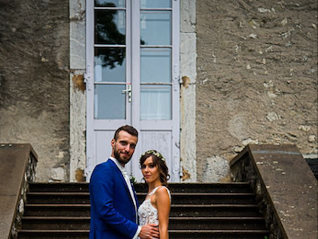 Le mariage de Sylvain et Marina à Cruet, Savoie 9