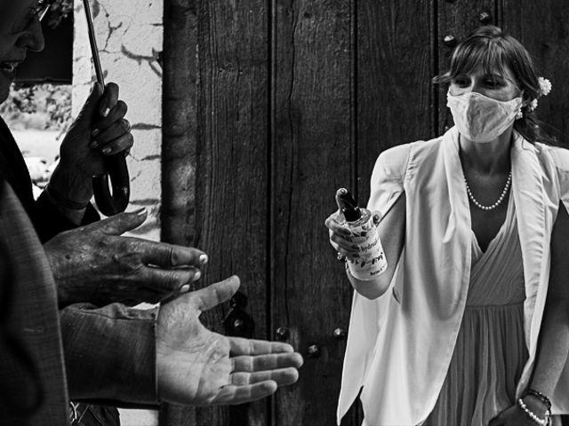 Le mariage de Sylvain et Marina à Cruet, Savoie 13