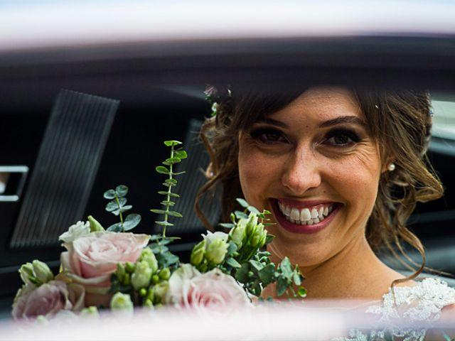 Le mariage de Sylvain et Marina à Cruet, Savoie 14