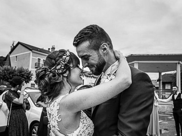 Le mariage de Sylvain et Marina à Cruet, Savoie 15
