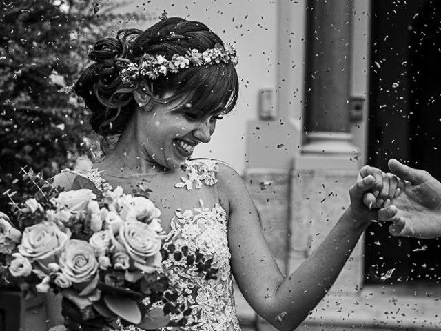 Le mariage de Sylvain et Marina à Cruet, Savoie 16