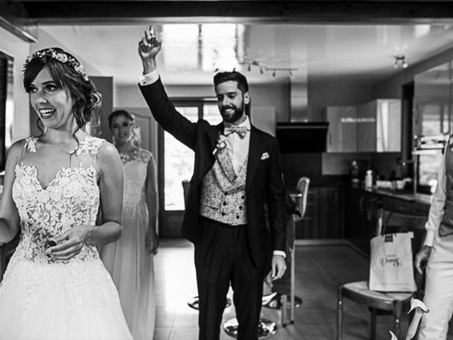 Le mariage de Sylvain et Marina à Cruet, Savoie 17