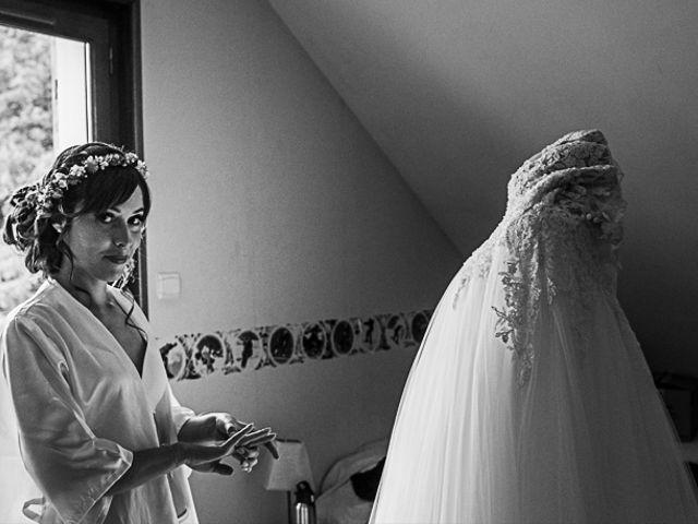 Le mariage de Sylvain et Marina à Cruet, Savoie 18