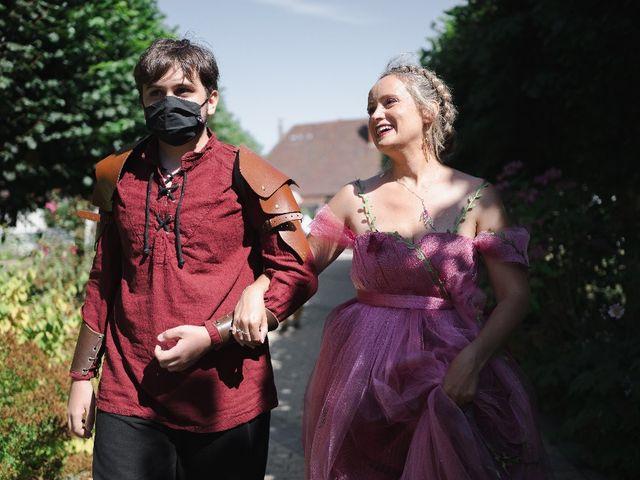 Le mariage de Thierry et Maud à Derchigny, Seine-Maritime 1