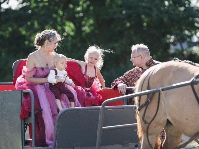 Le mariage de Thierry et Maud à Derchigny, Seine-Maritime 7