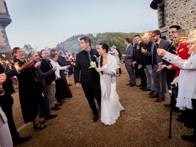 Le mariage de Tristan et Charlotte à Miremont , Puy-de-Dôme 1