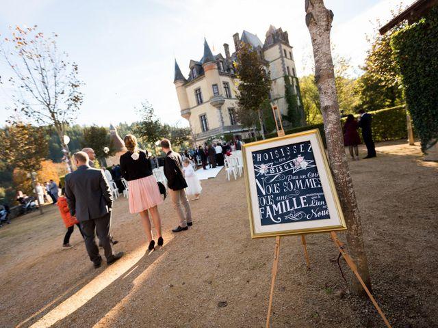 Le mariage de Tristan et Charlotte à Miremont , Puy-de-Dôme 3