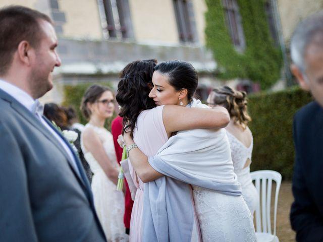 Le mariage de Tristan et Charlotte à Miremont , Puy-de-Dôme 8
