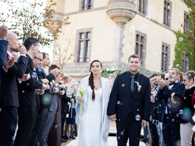 Le mariage de Tristan et Charlotte à Miremont , Puy-de-Dôme 9