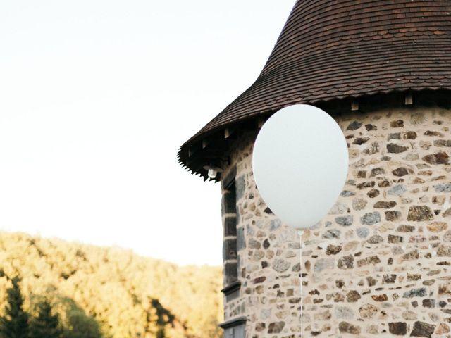 Le mariage de Tristan et Charlotte à Miremont , Puy-de-Dôme 19