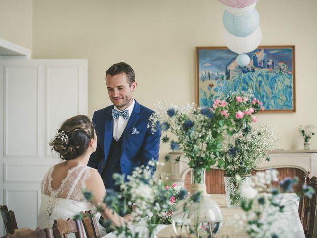 Le mariage de Guillaume et Marie-Sarah à Saint-Briac-sur-Mer, Ille et Vilaine 16