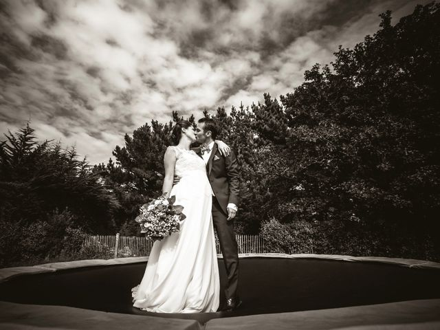 Le mariage de Marie-Sarah et Guillaume